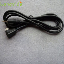 Car-styling for pioneer AUX 3.5mm Audio Input Cable CD-RB10 RB20 iB100 iphone ipod ja11 levert dropship