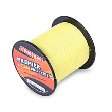 PRO BEROS 300M PE Multifilament Braided Fishing Line Super Strong Fishing Line Rope 4 Strands Carp Fishing Rope Cord 6LB - 80LB