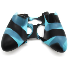 NEW Silicon Protective Skin Case Cover For Xbox 360 Game Controller High Quality Wholesale For Xbox 360 controller