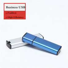 Practical Business rectangle USB Flash Drive 1GB-64GB Flash Drive thumb pen drive u disk memory stick gift /souvenir logo S695(China)