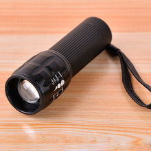 300 Lumens Mini CREE LED Smooth Reflector Flashlight Torch Lantern(China)