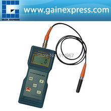 Digital Coat Coating Thickness Gauge Meter Tester with Magnetic Induction F probes 0-1000um range + 1M Probe Cable(Hong Kong)