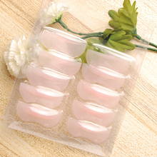 5 Pairs/Set New Professional Silicone False Eyelashes Eye Lashes Extension Shield Pad Holders Curling Perming Kit Apply