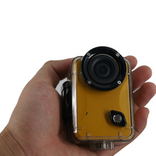 Free shipping rechargeable lithium compact sport WiFi digital video camera DV-122SA