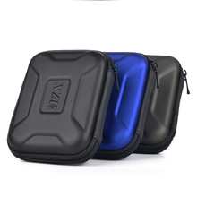 2.5 External Hard Disk Drive Bag Carry Case Cover Pocket hdd case earphone pen drive powerbank case shock proof water proof(China)