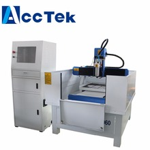 AKM6060 High Precision acrylic wood metal molding making machine with Ball Screw Transmission