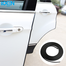 Hot 5M/lot Car Door Edge Protection Strip Car Bumper Protection Car Door Anti Scratch Guard Protector Car Styling Moulding Strip