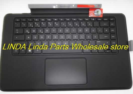 Laptop Keyboard base for HP For ENVY X2 13-j000 Thailand TI 796692-281 KBBTA2811 gray with backlight and TouchPad<br><br>Aliexpress