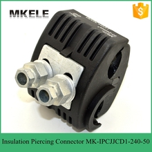 Russia market Insulation Piercing Connector 1 KV ,crimp connectors for ABC cable
