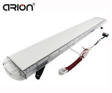 "CIRION 1610mm 63"" Inch 120 LED Recovery Rescue LightBar Wrecker Flashing Beacon Light Bar Amber Emergency Warning Lights 12V-24V(China)"