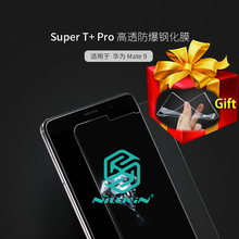 NILLKIN Super Thin T+Pro 0.15mm Anti-Explosion Tempered Glass for Huawei Mate 9 Screen Protector for Huawei Mate9 Gift TPU Cases