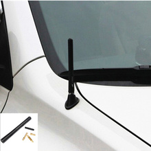 Car Body Antenna TV Signal Receiving Antenna Modified Aerials Fit For Toyota Highlander Corolla RAV4 Camry Yaris 1pc(China)