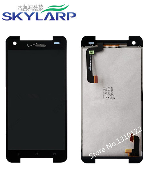 original LCD Module With Digitizer Touch Screen Replacement for HTC Butterfly S - Black, With Verizon Logo<br><br>Aliexpress