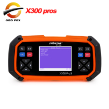 OBDSTAR X300 PRO3 Key Master OBDII X300 Key Programmer Odometer Correction Tool EEPROM/PIC English Version Update Online(China)