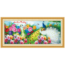 SHANSHIYOUPIN 5D DIY Special Diamond Painting Cross Stitch Phoenix lovers Diamond Mosaic Needlework Diamond Embroidery Y569(China)