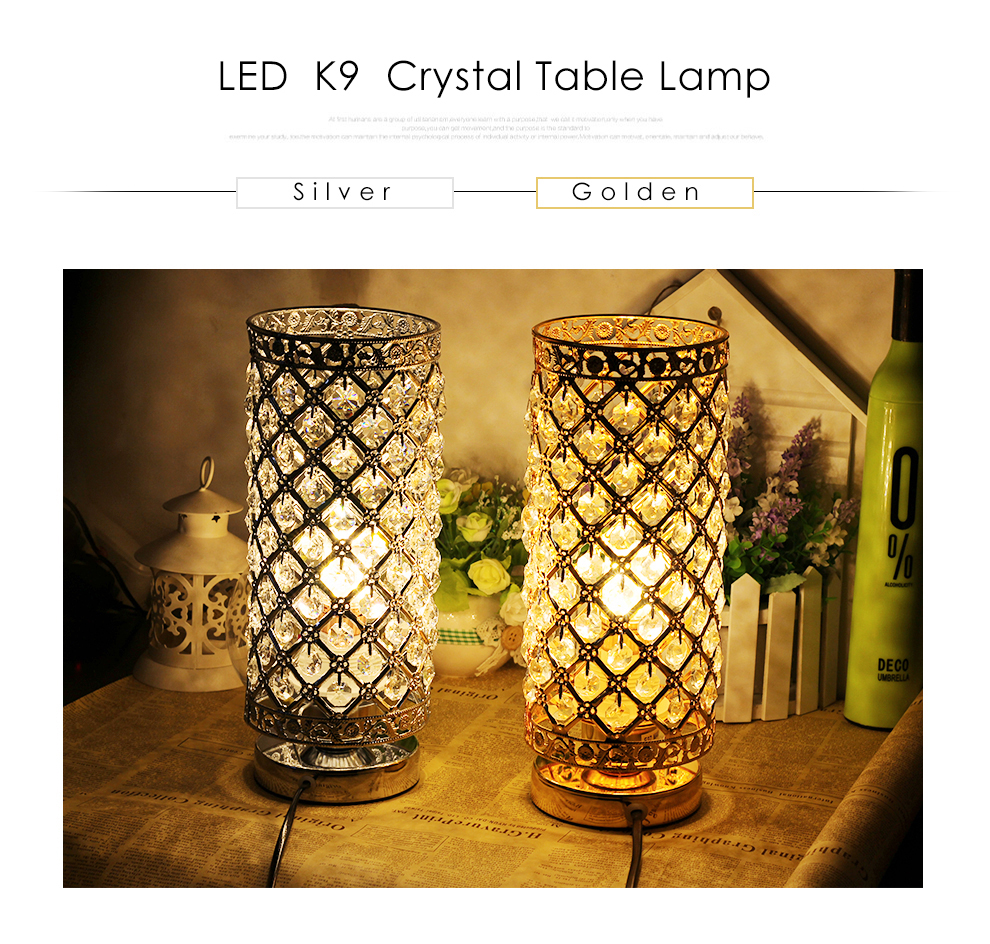 Crystal Table Lamp (8)