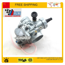 Motorcycle VM24 28mm 140cc 150cc 160cc 170cc Dirt bike, Pit Bike Carburetor Mikuni QUAD  ATV GY6 carburetor free shipping
