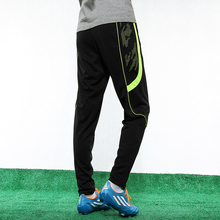 2016 Quality Soccer Training Pants Football Jerseys GYM Joggers Harem pantalones deporte Jumper Men Riding Running Slim Trousers(China)