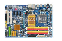 Free shipping original motherboard for Gigabyte GA-EP45-DS3L LGA 775  DDR2  EP45-DS3L boards P45  Desktop Motherboard