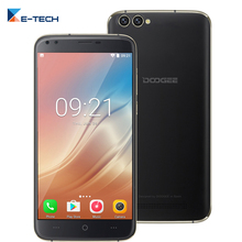Doogee X30 Dual Front Rear Camera Android 7.0 3360mAh Mobile Phone 5.5 Inch 2G RAM 16GB ROM Smartphone WCDMA 3G Unlock Cellphone