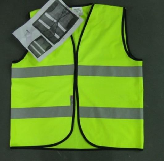 Safety Reflective Traffic vest with Reflective stripe Overalls Sanitation V82914<br><br>Aliexpress