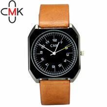 2017 Style Fashion Watches CMK Super Luxury Brand Watches Men Women Watches Retro Quartz Relogio Masculion For Gift(China)