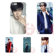 lee min ho Soft TPU Silicon Cell Phone Cases For Apple iPhone 4 4S 5 5C SE 6 6S 7 7S Plus 4.7 5.5