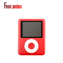 3TH High quality Real 32GB Memory MP3 Player FM Radio Music E-book add player Silicone Case lossless Music playing MP3 player