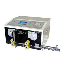 Fully Automatic Wire Stripping and Cutting Machine Lm-04+Free shipping by Fedex/UPS(door to door service)