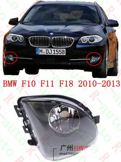 For bmw F10  F11  F18   2010/11/12/13  Car styling Fog Lights   fog lamps   1 SET<br>