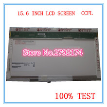 Original LTN156AT01 TLA1 B156XW01 CLAA156WA01A LP156WH1 N156B1-L0B N156B3-L02 FOR HP CQ60 Laptop LCD screen matrix(China)