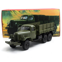 1:43 1967 FAW JIEFANG  CA-30 military Truck Diecast Truck Model and SMALL GIFT For Baby Toys FreeShipping