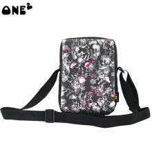 ONE2 design lovely fashion messenger bag 3d cartoon shoulder bag teenager girls boys children canvas ladies side shoulder bag