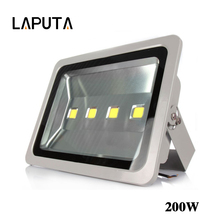 1pcs 100W 150W 200W 300W 400W Led Flood Light Waterproof IP65Led Floodlight Outdoor Lamp Led Projector Lighting Cold/Warm White(China)