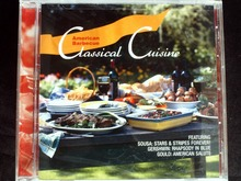 Classical Cuisine - American Barbecue USA Original CD NEW SEALED 41CD Store store