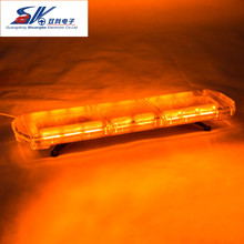 SK super 12V -24V 48'' LED COB 12v 24V 48'' firetruck tailer ambulance police Recovery Wrecker emergency led light bar for sale(China)