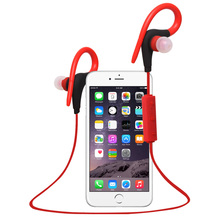 Huast Earphones BT48 for iPhone 5 6 plus 7 HTC Xiaomi Meizu Sony Huawei Samsung Bluetooth Earphone Headset Headphones with Micro(China)