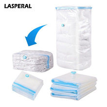Hot Vacuum Bag Package Compressed Organizer For Wardrobe Space Saver Transparent Saving Space Seal Bags Foldable Storage Bag
