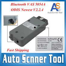 Original Full  Chip Bluetooth  VAS5054A ODIS V3.0.3 Professional  Diagnosis Tool    for Audi for Seat for Skoda for VW