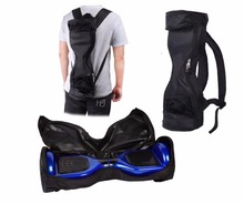 Waterproof Backpack to Carry and Store your Drifting Board Shoulder Bag Two Wheels Smart Balance Board Scooter Mesh Pocket