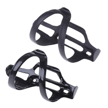 Buy Full Carbon Fiber Bicycle Bike Water Bottle Holder Adjustable Side Open Cage Kit Bike Accessories for $8.83 in AliExpress store
