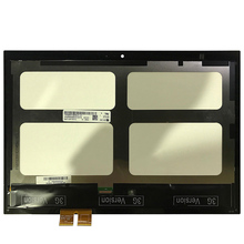 For HP Pavilion X2 10N 10-N Detach10 n123TU 1280*800 Touch Screen Digitizer LCD Display Assembly(China)