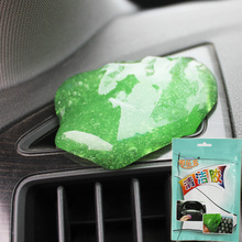 Auto Universal Car Instrument Station Clean Glue Car Cleaning Sponge Products Cleaning Gum Glue Cleaning Tool Kit Dust Tools(China)