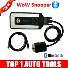2017 Newly V5.008 R2+Keygen WoW SNOOPER With Bluetooth Auto obd obd2 Car Truck Diagnostic Tool Better Than TCS CDP PRO Free Ship
