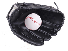 "12.5""  High quality Artificial leather Pitcher gloves Baseball gloves for Adult"