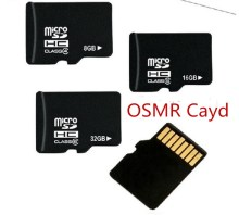 Wholesale Memory Cards Micro SD Card 1GB 2GB 4GB 8GB 16GB 32GB  class 10 Microsd TF card Pen drive Flash + Adapter 50piece/1bag
