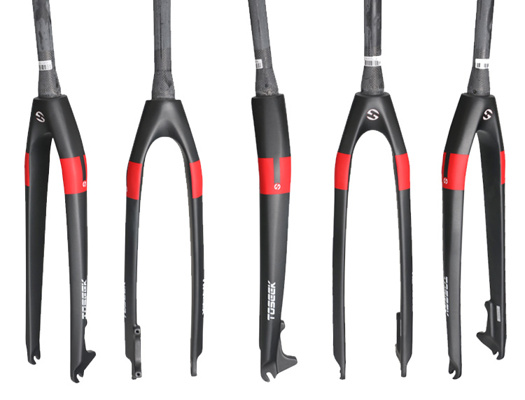 TOSEEK 26 Inch Bike Fork Full Carbon Fiber MTB Bike Road Bicycle Fork Bike Parts 3 Colors<br><br>Aliexpress