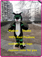 black panther mascot costume black wildcat custom fancy costume anime cosplay kits mascotte fancy dress carnival costume 41641(China)
