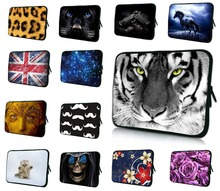 7 10 12 13 14 15 17 17.3 inch Laptop Sleeve Waterproof  Shockproof Sleeve Pouch Bag Tablet Case Cover For 7 15.6 13.3 Dell ASUS