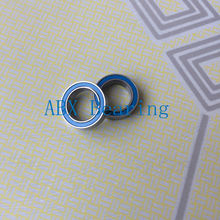Free shipping 10pcs/lot MR128-2RS 678-2RS MR128 678 deep groove ball bearing 8x12x3.5 mm miniature bearing